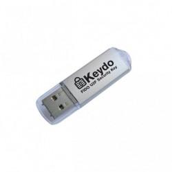 Keydo (FIDO U2F) [Alumínium]